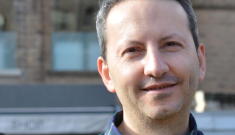 Estetään Ahmadreza Djalalin teloitus