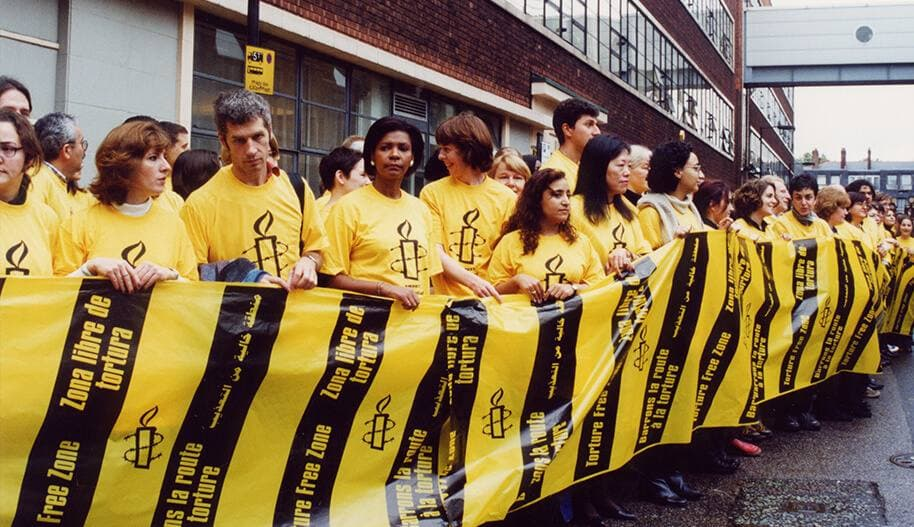 Tietoa Amnestysta