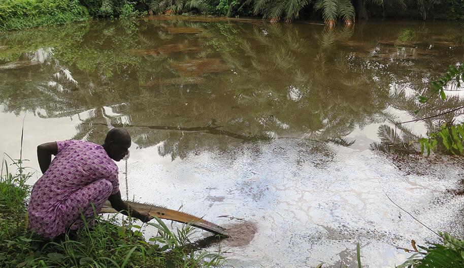 Shell vastuuseen ympäristörikoksista Nigeriassa