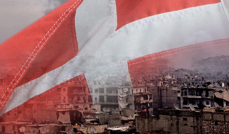Tanska ei saa palauttaa syyrialaisia vaaraan