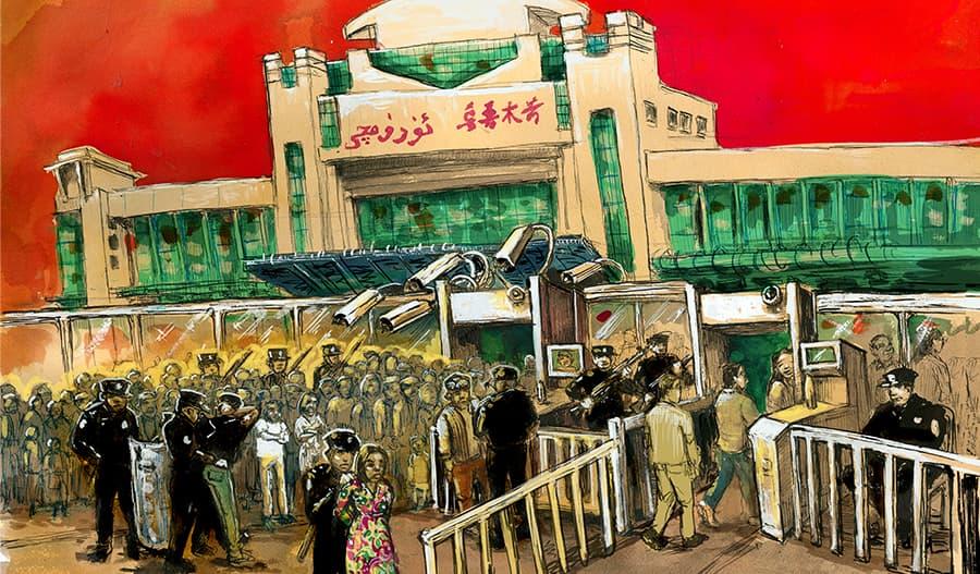 Kiinan on suljettava Xinjiangin vankileirit