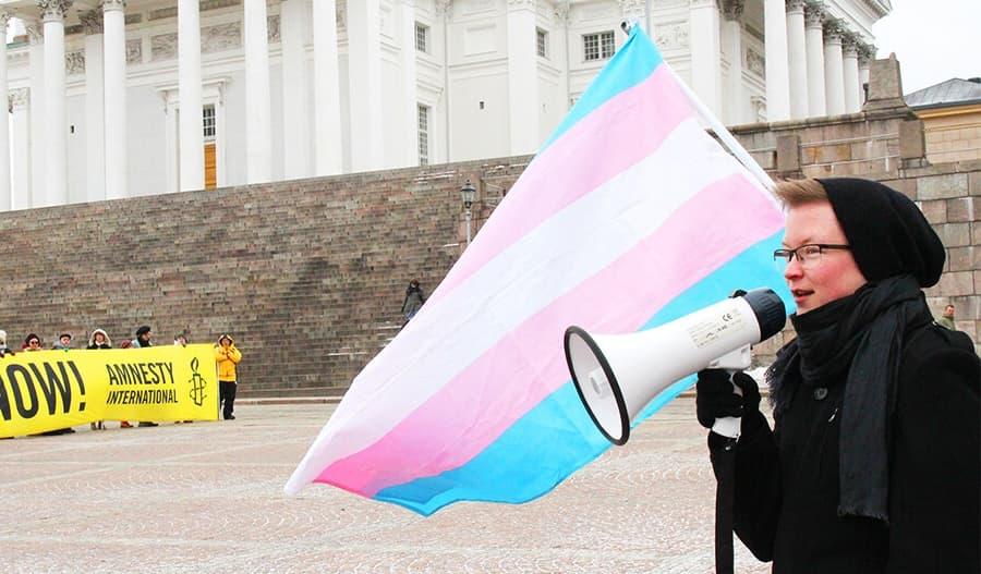 Transihmisten oikeudet